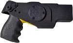 Phazzer Enforcer Level 2 Ambidextrous Retention Duty Holster Rotating Hood
